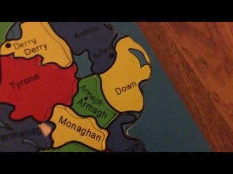 Map of IRELAND!