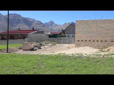 Land for sale in Jamestown, Stellenbosch.