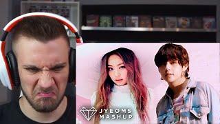 CRAZY! BLACKPINK & BTS - DDU-DU DDU-DU X FAKE LOVE (MASHUP) - Reaction