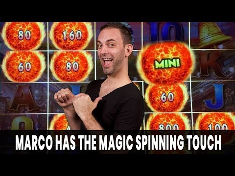 🎩 Marco Has The MAGIC Spinning Touch! 🐙 Octo Blast + More