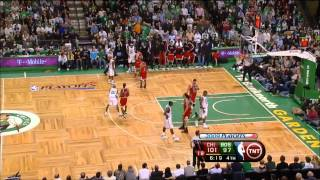Ray Allen: Game Winner vs. Rose and the Bulls (2009 Playoffs, 30 points)