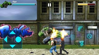 Incredible Monster Big Man Fighting Hero - STREET REVENGE - lvl 13-14 - Android Gameplay