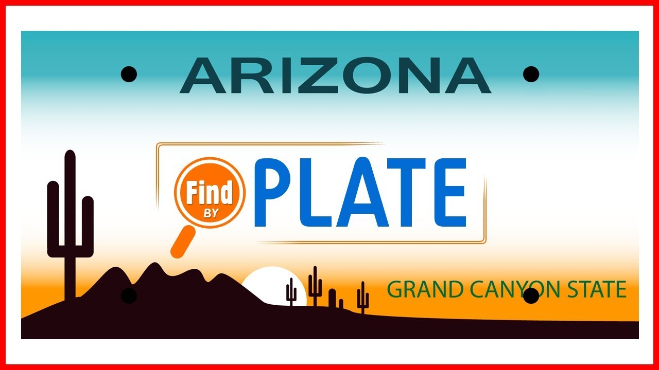 Arizona License Plate Lookup - Docusearch.com