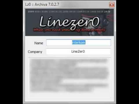 LineZer0 [Lz0] Keygen Template #3