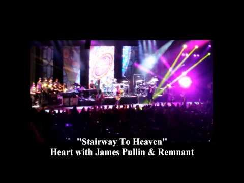 Stairway To Heaven Performed By Ann And Nancy Wilson Of Heart- LIVE IN ATLANTA