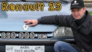 Машина для президента за 1 500 $. Тест драйв Renault 25. Результаты розыгрыша.