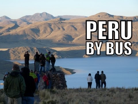 Magical Peru #15: From Chivay to Puno by Bus