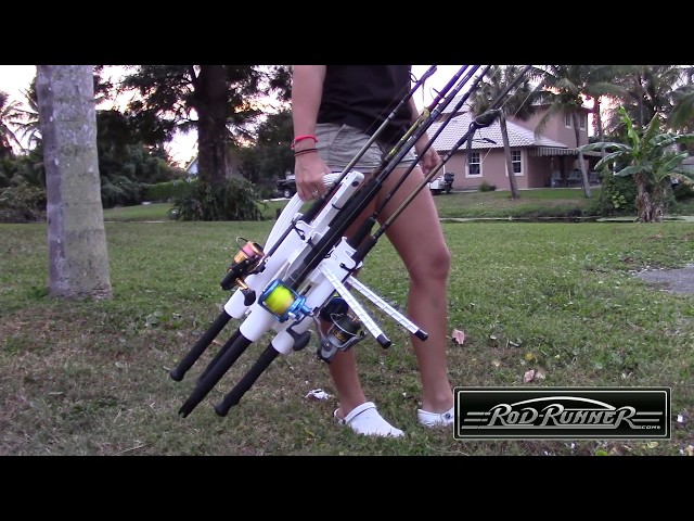 DARCIZZLE Fishing & Rod-Runners! Darcizzle Offshore with her ROD-RUNNER🎣