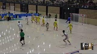 2018IH  男子ハンドボール 2回戦 北陸(福井県)対 市川(千葉県)