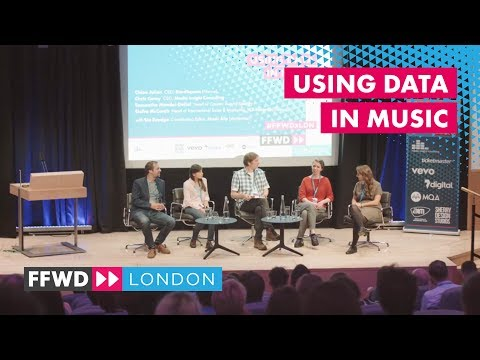 """Using Data in Music"" | FastForward: London"