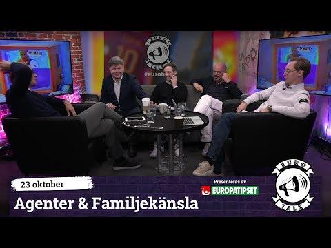 Eurotalk: Agenter & Familjekänsla