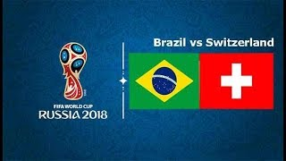 Brazil vs switzerland preview
