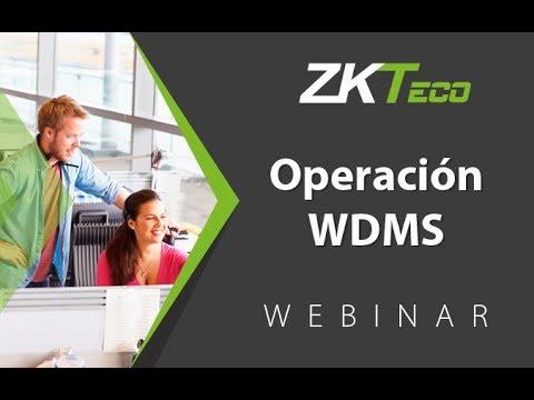 Webinar: Operación WDMS (19 Jul 2017)