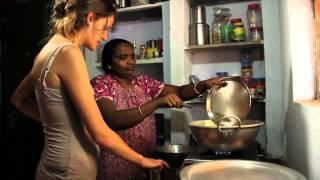 Green Farm India - Cooking