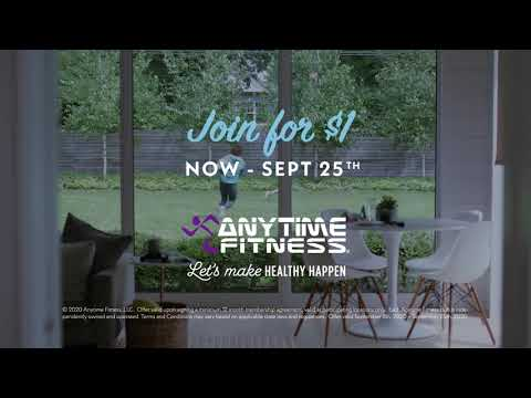 Anytime Fitness | A Gym For All Your You's
