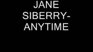 JANE SIBERRY-ANYTIME