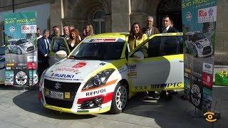 Noticia de Lugo: Presentación do Rally San Froilán 2017