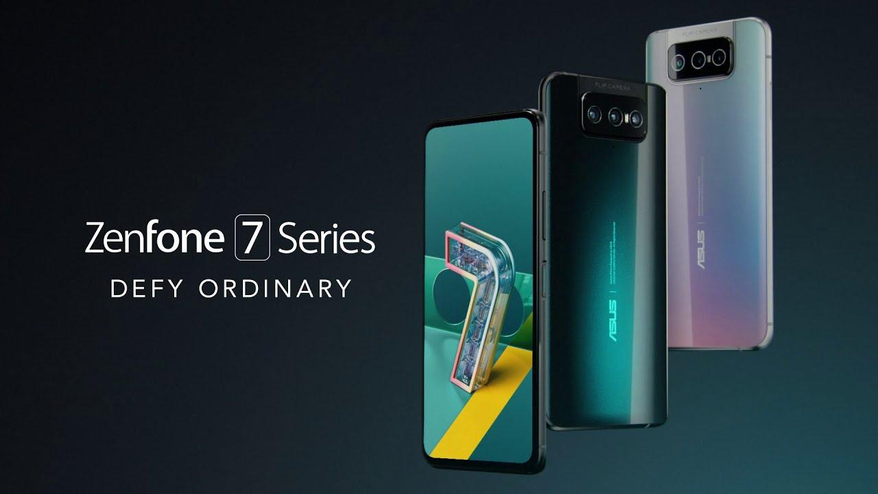 Introducing ZenFone 7 Series | ASUS
