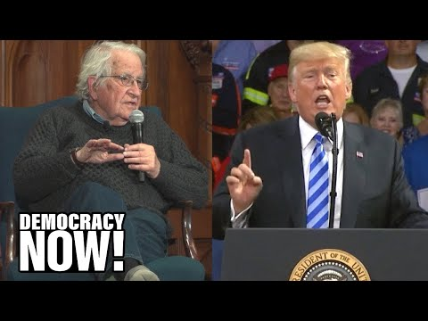"Chomsky: By Focusing On Russia, Democrats Handed Trump A ""Huge Gift"" And Possibly The 2020 Election"