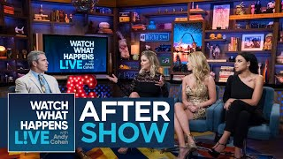After Show: Would Hannah Ferrier Recommend Kasey Cohen? | #BelowDeckMed | WWHL