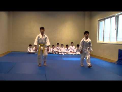 kids judo ( Judoka Ali Utku BAL & Sadık Yekta DEMİRLİ )