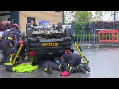 UKRO LIVE Stream from Oxfordshire Fire and Rescue