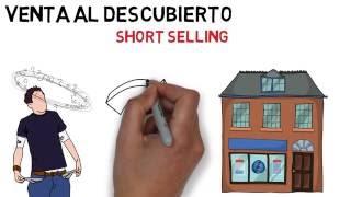 ¿Qué es una venta al descubierto o venta corta? Bolsa para principiantes