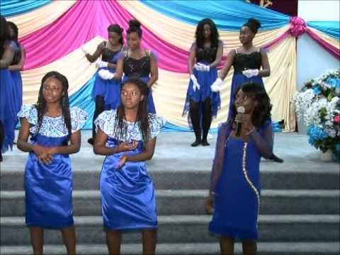 Ahene Mu Hene King of kings) from Album title Onyame Ne Mber (God's Time)