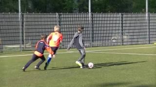 31 Übungen für Kinder- und Nachwuchs-Fußballtraining