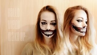 Макияж на Хэллоуин / Halloween make up