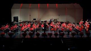 2018 Thomas W. Pyle Middle School Spring Instrumental Concert