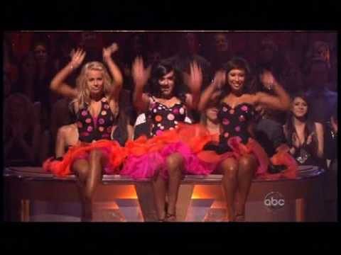 Big Bad Voodoo Daddy performs on dancing with the stars