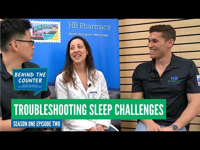 Season 1 Episode 2 Troubleshooting Sleep Challenges