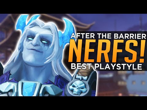 Overwatch: How to Tank After the HUGE Barrier Nerfs - Best Playstyle