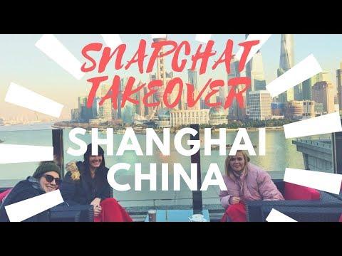 ITA - Alumni Snapchat Takeover - Shanghai, China