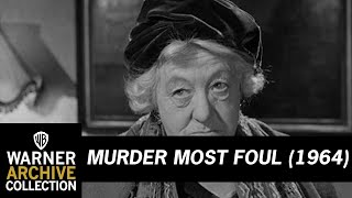 Murder Most Foul (1964) – Women Have A Superior Mind