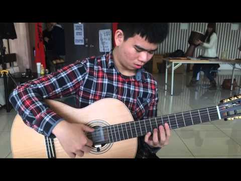 Isolo classical guitar