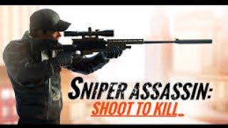 Sniper 3D Assassin|Franco tirrador1zonadead