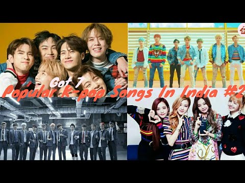 Most Popular K-pop Songs Play In India#2
