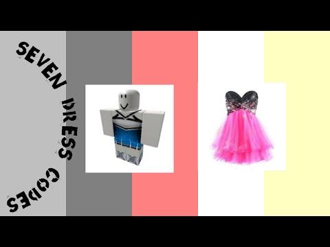 7 Roblox Dress Codes💖💖 - YouTube