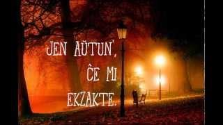La aŭtuna – Verda Disco – Esperanta kanto – Song in Esperanto with subtitles – Esperanto music