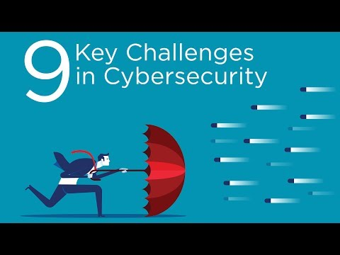 9 Key Challenges in Cybersecurity