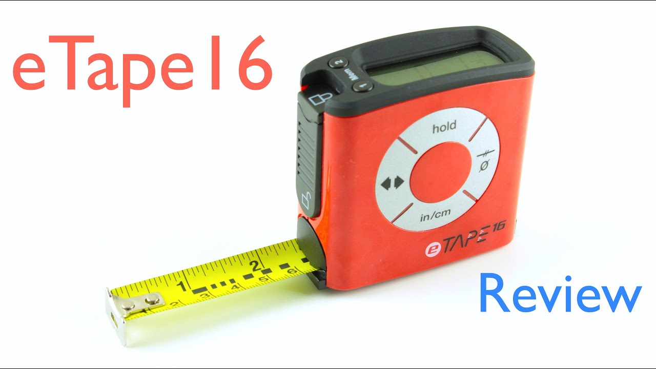 Electronic Tape Measure : Etape digital tape measure review doovi