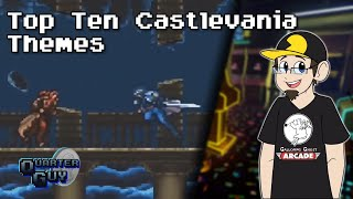 Top Ten Castlevania Themes