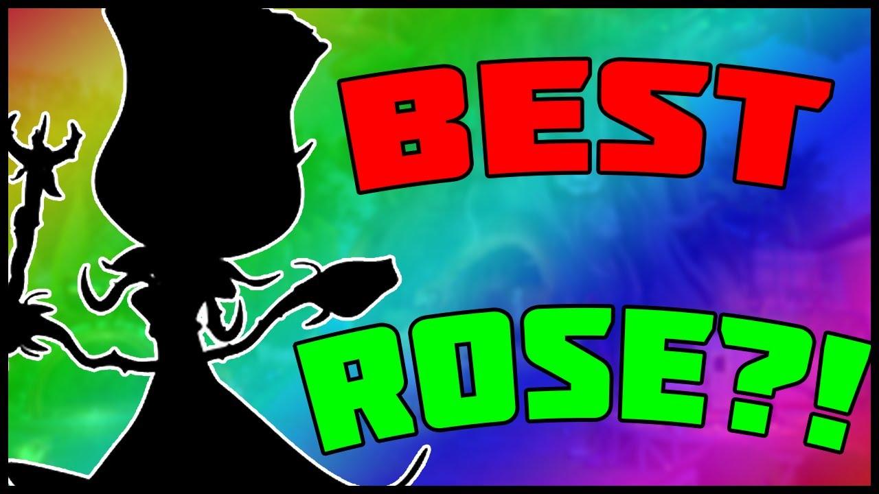 Best Rose Plants Vs Zombies Garden Warfare 2