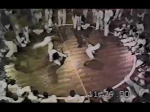Mestres Pipoca e Marrom - Batizado 1990