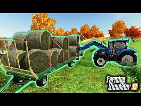 😃 DoSsia Uczy Się Używać Tur'a  🦹♀️👨🏼🌾 Rolnicy z Miasta 😍 Farming Simulator 19 🚜