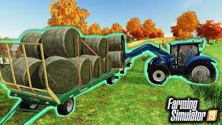DoSsia Uczy Się Używać Tur'a  ♀️ Rolnicy z Miasta  Farming Simulator 19