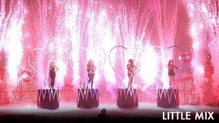 Little Mix - 2012 National Television Awards