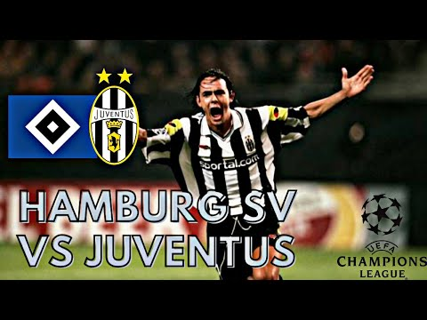 Hamburg vs Juventus 4-4 All Goals & Highlights ( UEFA Champions League 2000 )